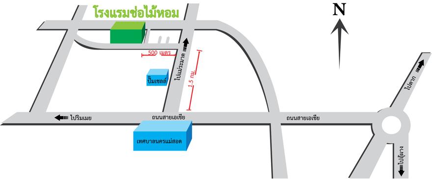 MapChormaihom
